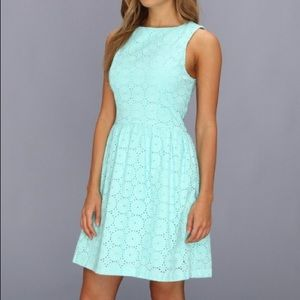 Kenzie Turquoise Dress